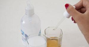 Обогащение шампуня маслом розмарина