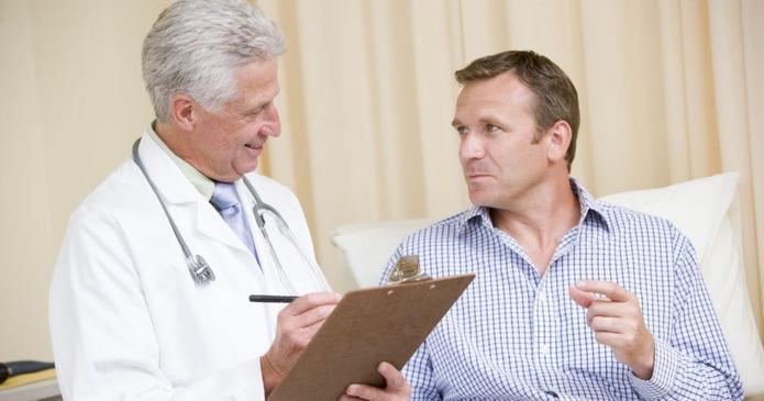 обследование у доктора