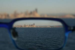 Сквозь очки