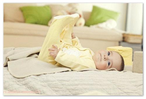 Одежда из хлопка для новорожденных