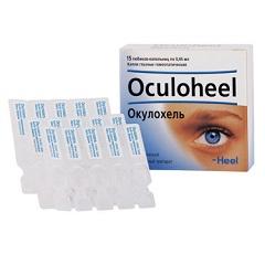 Гомеопатический препарат Окулохель