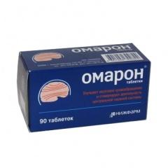 Ноотропный препарат Омарон