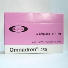 Андрогенное средство Омнадрен