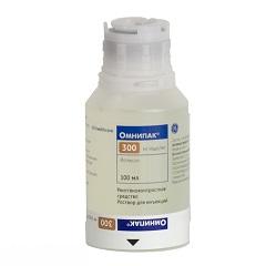Раствор Омнипак 300 мг