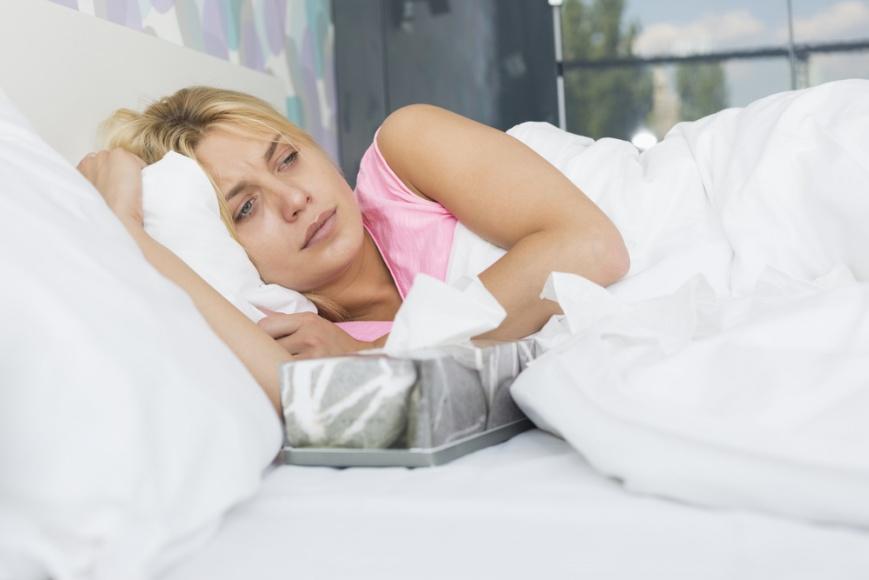 Опасна ли простуда в 3 триместре беременности