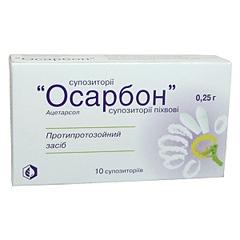 Противомикробный препарат Осарбон
