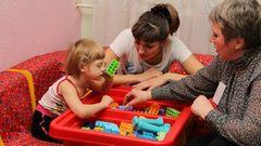 Особенности воспитания детей с ОВЗ