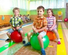 Основы физического воспитания детей
