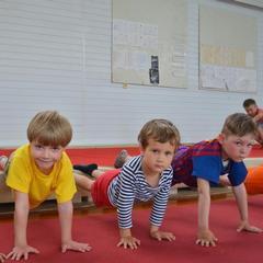 Особенности гимнастики для детей