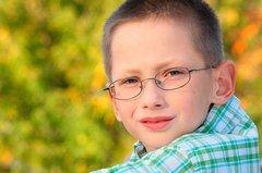 Дети с нарушением зрения