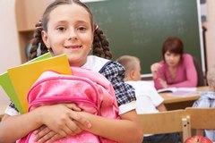 Воспитание детей в школе