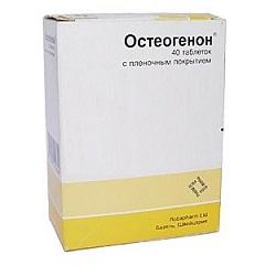 Таблетки Остеогенон
