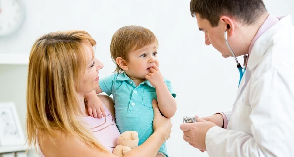 Шершавая кожа у ребенка: что делать?