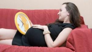 Отхождение слизистой пробки перед родами