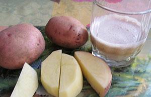 Отзывы об успешном лечении гастрита картофельным соком