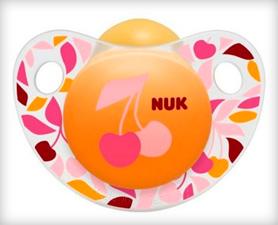 пустышка Нук для новорожденных