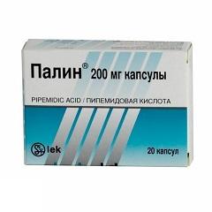 Капсулы Палин 200 мг