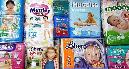 Памперсы для новорожденных: как подобрать?