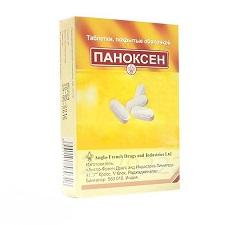 Таблетки Паноксен