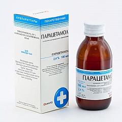 2,4% сироп Парацетамол