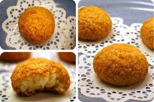 Рецепт кокосового печенья для сладкоежек