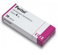 Таблетки Перитол 4 мг