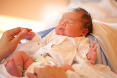 Первые месяцы новорожденного