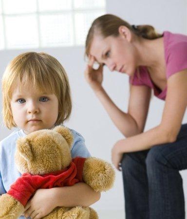 Воспитание ребёнка 2-х лет