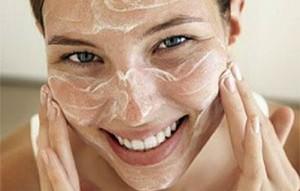 Пилинг лица с хлористым кальцием и мылом в домашних условиях