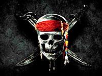 Раскраски пираты