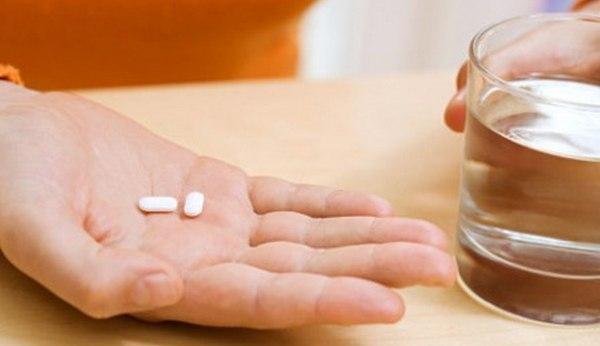как пьют лекарства