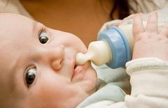 Норма питания новорожденного
