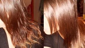 Питающая волосы и кожу головы маска