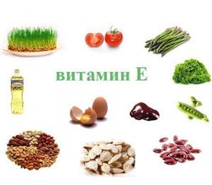 Дозировка витамина е при планировании беременности