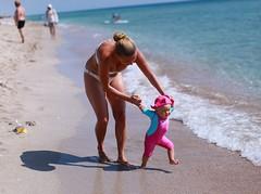 Что нужно взять на море с годовалым ребенком