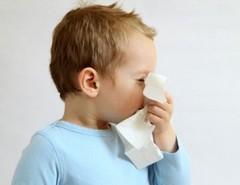 Ребенок часто чихает