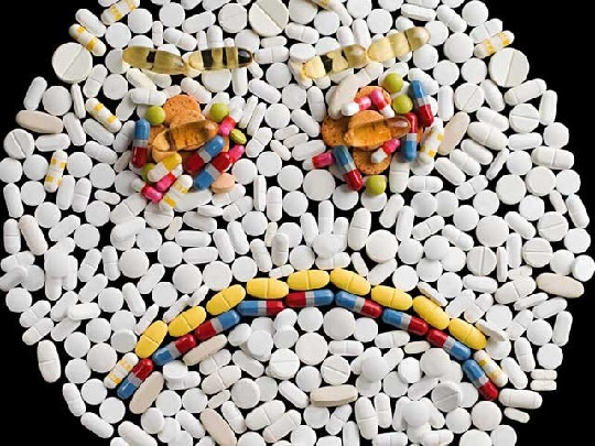 Побочные действия антидепрессантов