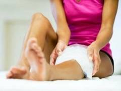 Болит нога от колена до ступни