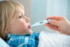 Часто поднимается температура у ребенка
