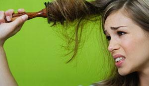 Причины запутывания волос