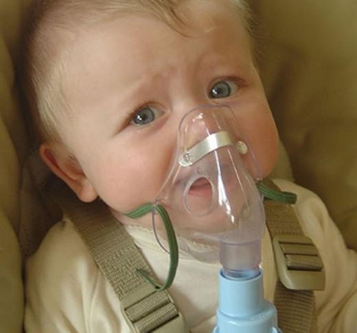 Подача кислорода