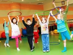 Игры для физического развития детей