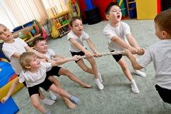 Подвижные игры для физического развития детей