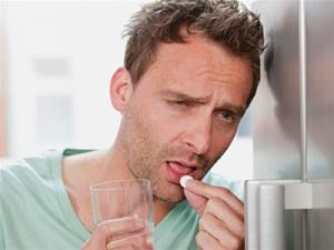 аспирин и похмелье