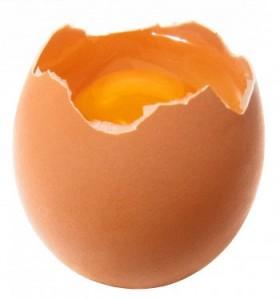 сырое яйцо