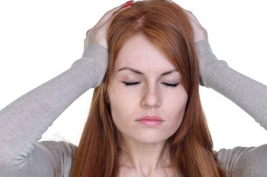 Последствия черепно-мозговой травмы головы