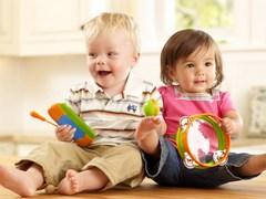 Воспитание детей раннего возраста