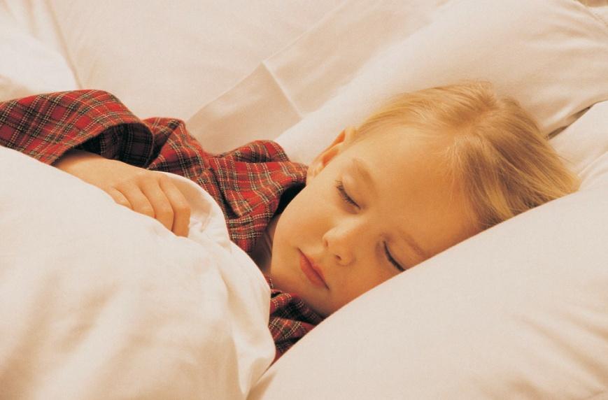 Правильный дневной сон ребенка