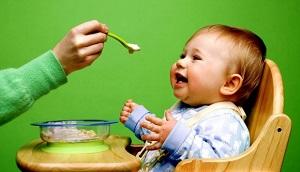 Начало введения прикорма