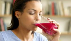 Свекольный сок энергетический напиток